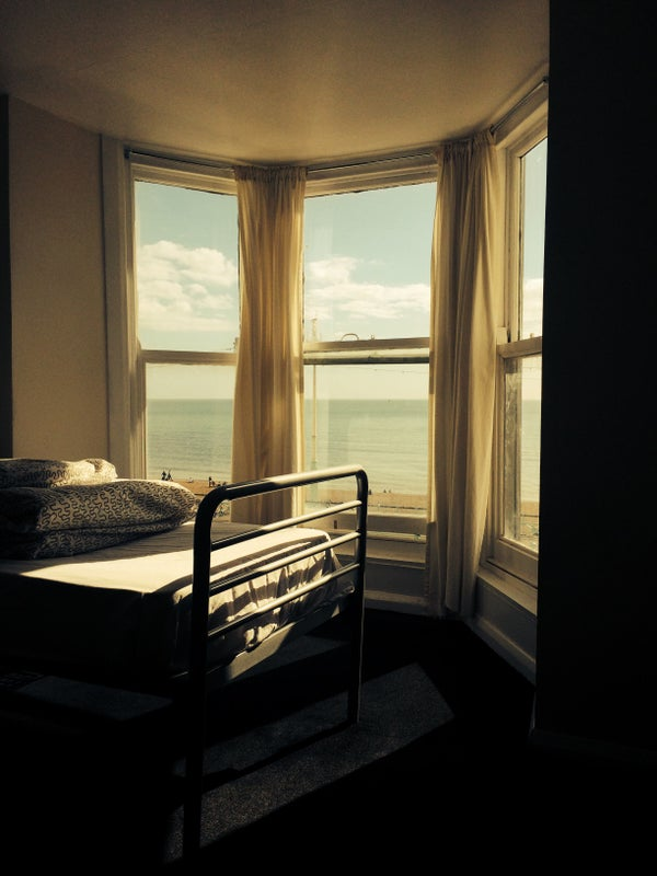 39 large en suite room on brighton seafront central 39 room for Room to rent brighton