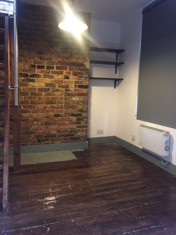 Warehouse Rent London Spare Room