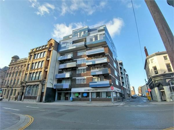 Lovely 2 Bedroom Flat In Liverpool City Centre Room To Rent From