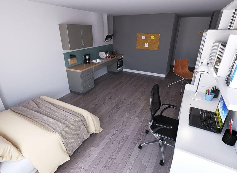 Studio Room   Archer House Classic Studio Room To Rent From Spareroom