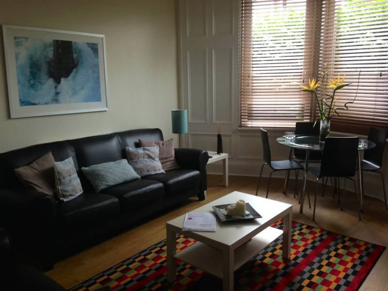 The Living Room Partick