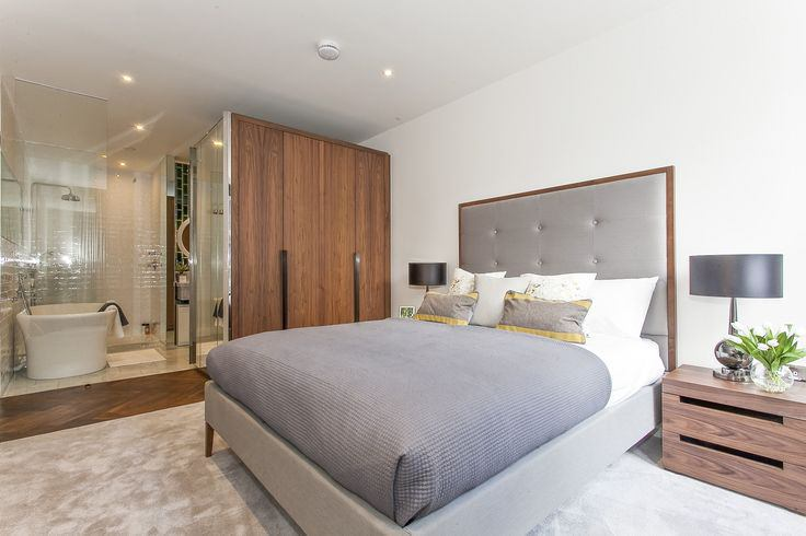 2 Bedroom Apartment In Embassy Gardens Nine Elms Room To Rent From