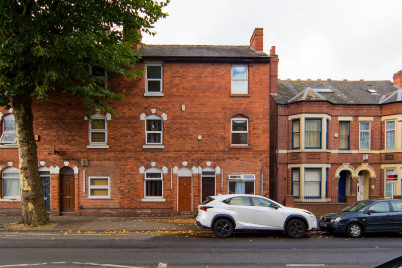 4 Bedroom House Radford Boulevard Nottingham Ng7