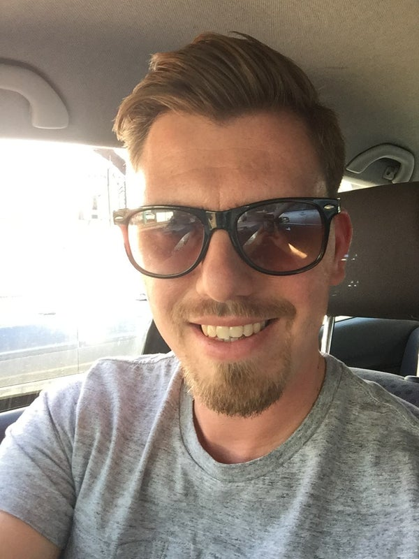 single at 32 male