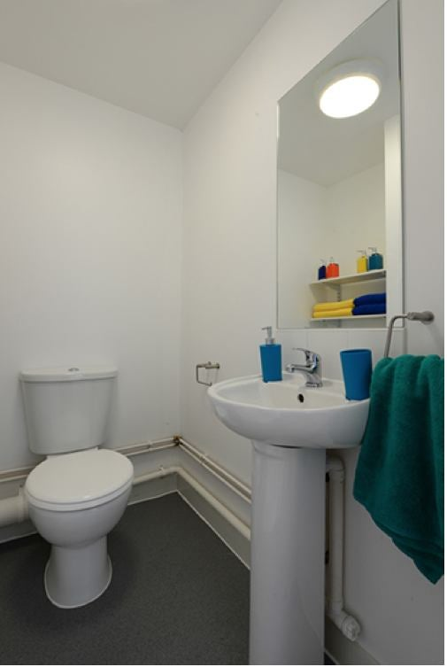 X1 Lettings Arndale House Student Accomodation Room To