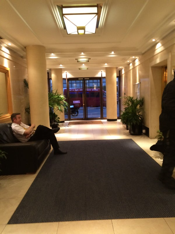 Waterloo Single Room at County Hall Apartments ‹ SpareRoom