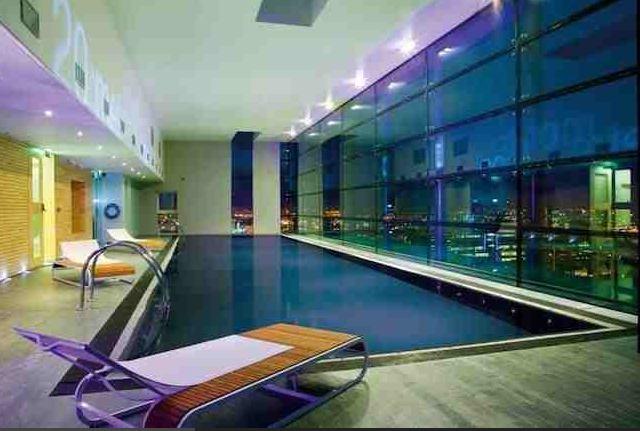 39 Luxuryflat Skyline Central Manchester Entire Flat 39 Room