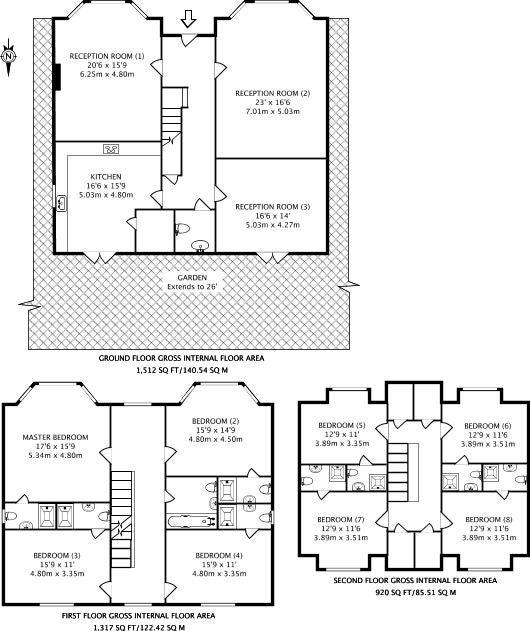 Sunny Massive Double En Suite In Luxury House Spareroom