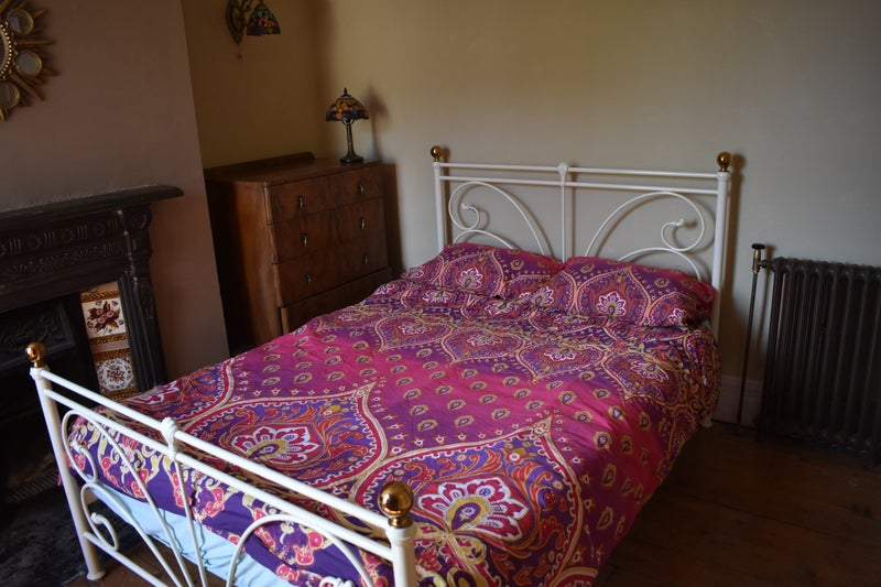 Bohemian Brighton Bedroom Main Photo