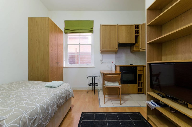 Studio on Finchley Road, London NW3 NO DEPOSIT Main Photo