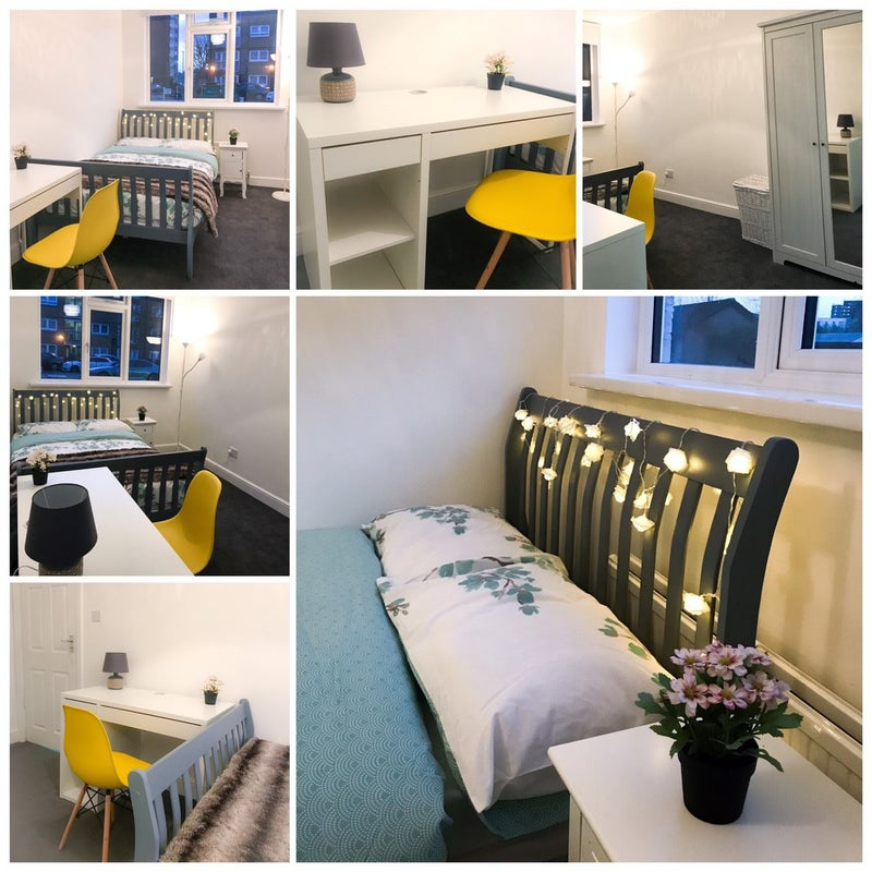 3 Lovely Rooms In City Flat In Busy E6 Main Photo