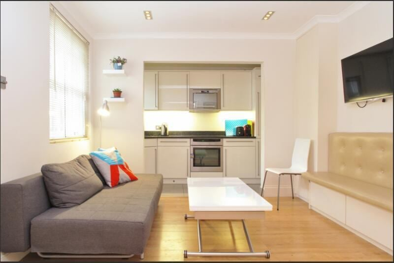 1 bdrm next to Notting Hill Gate Main Photo