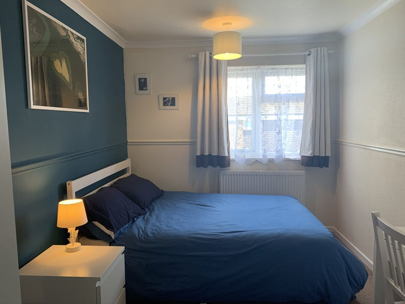 Lovely double room in quiet house Main Photo