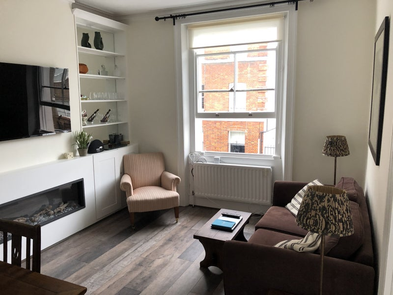 Lovely 2 Bed Flat 1 Minute From Notting Hill Tube Main Photo