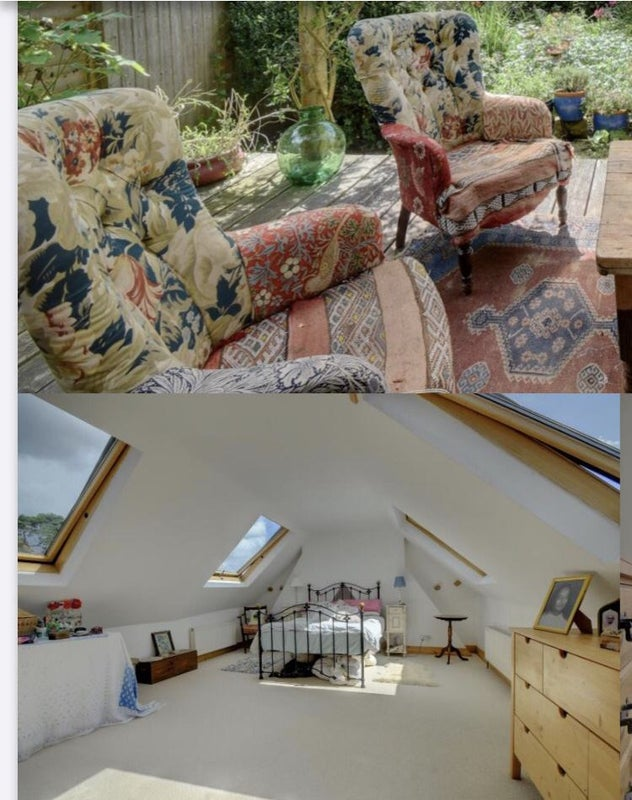 Spacious attic room in central location Main Photo