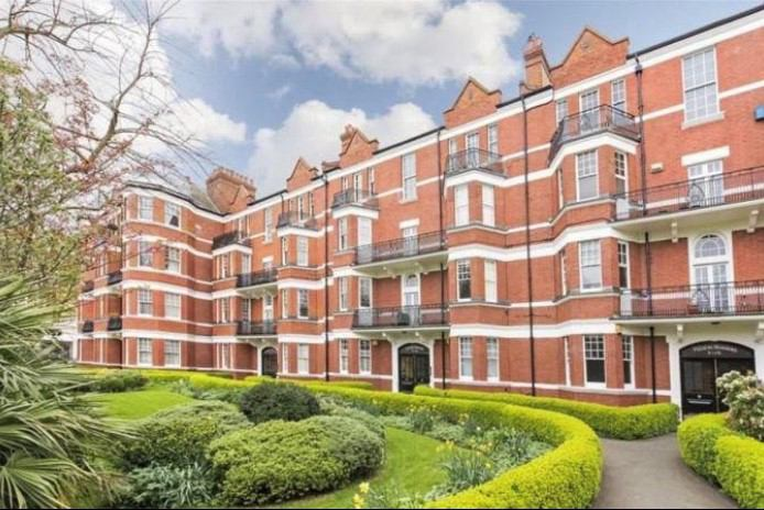Double room,spacious mansion block,Chiswick Main Photo