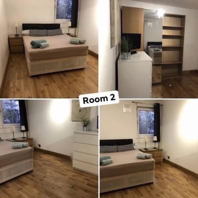 Moderm  Double Room in Chiswick Park  Main Photo