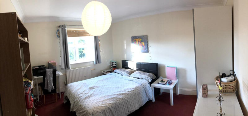 Bright double room in fun houseshare - no couples Main Photo