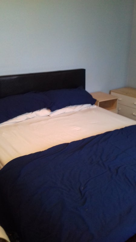 Photo 1: king size bed