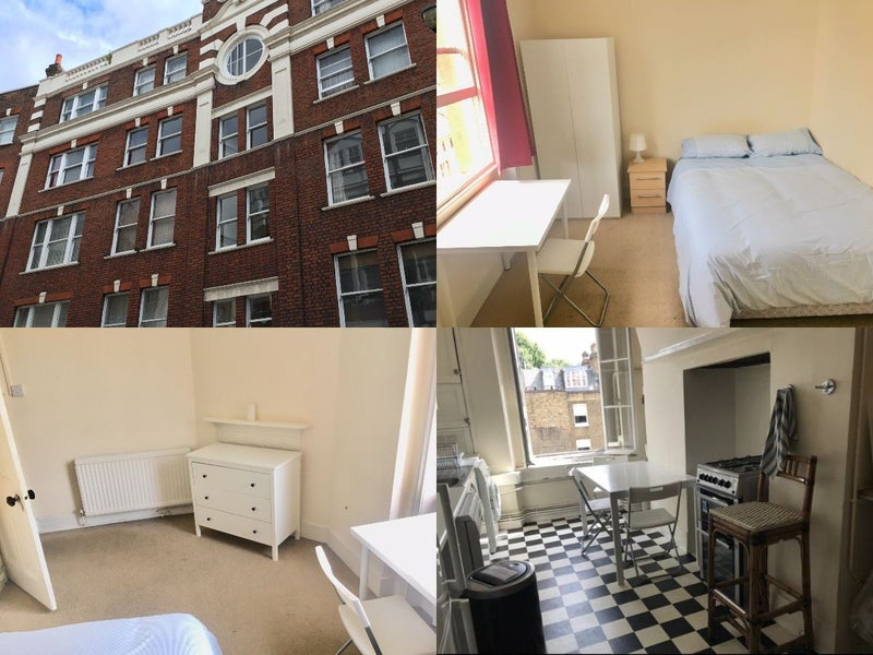 Notting Hill Gate|Hyde Park|2 Rooms Available Now Main Photo
