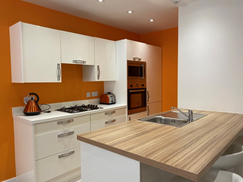 High-spec modern apartment Main Photo