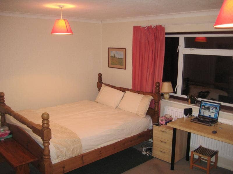 Large ensuite double bed/sitting room, quiet  Main Photo