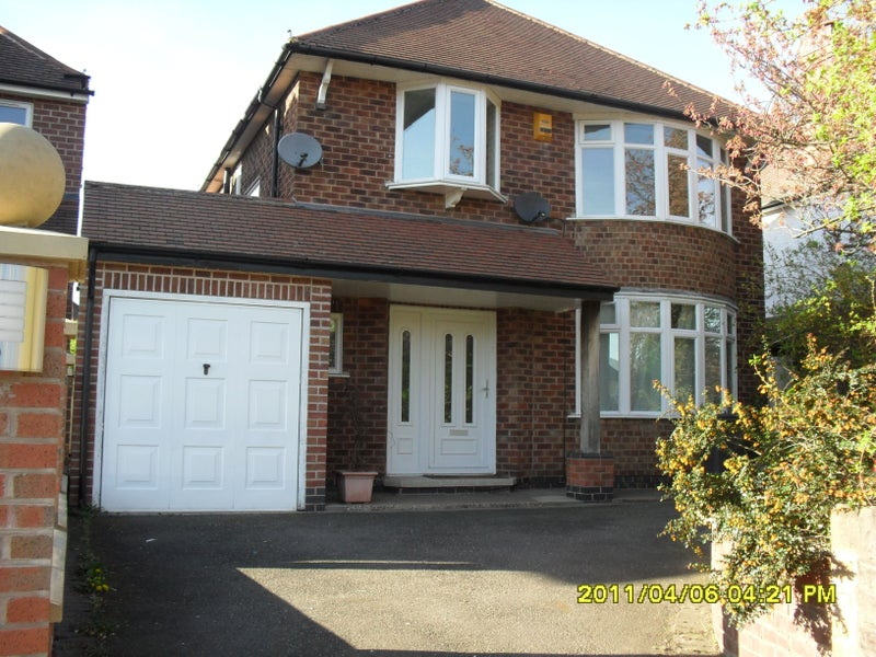 Spacious 4 Bed Detached House. Bramcote/Stapleford Main Photo