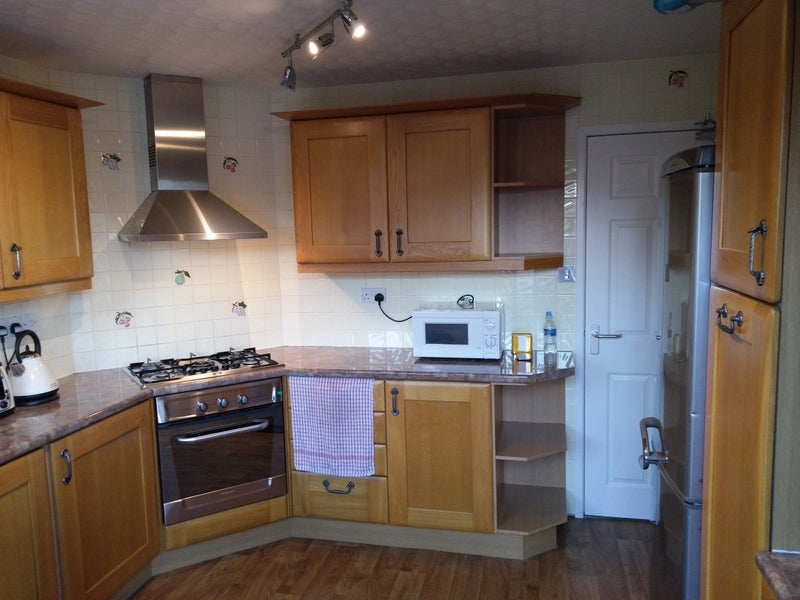 Double room in student house 20min to Heriot Watt. Main Photo