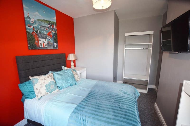 Double Room Available Station Road, NG17 5Fw Main Photo