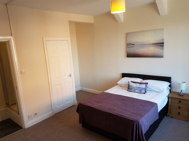 En-suite double rooms in Wombwell Main Photo