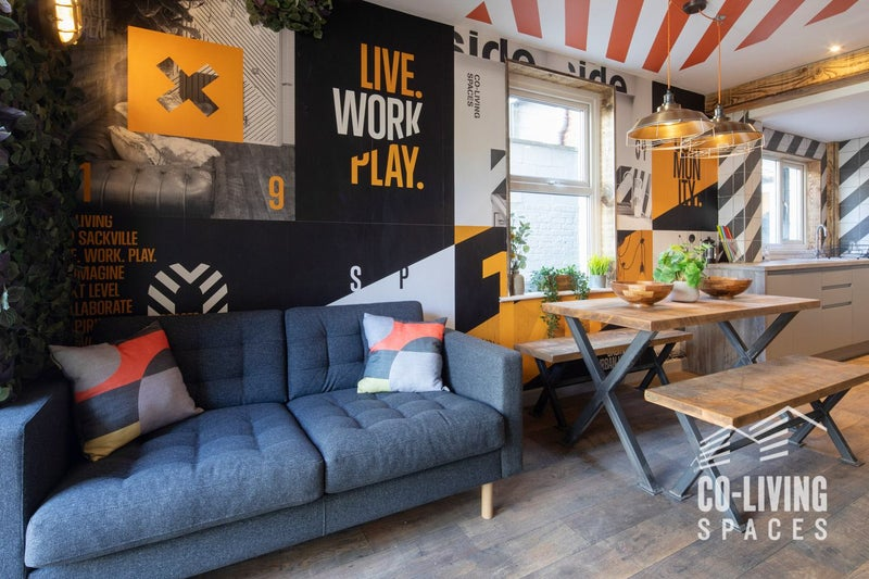Awesome en-suite rooms central Hove + co-working Main Photo