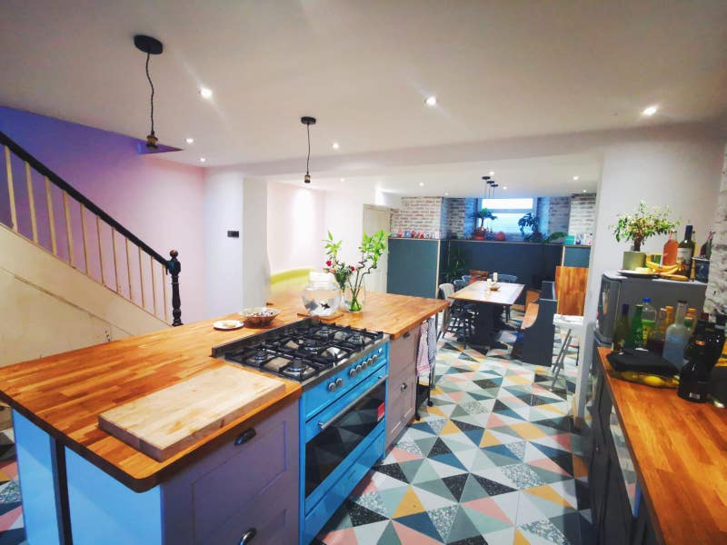 1 Double in bright & airy town house  (all inc.) Main Photo