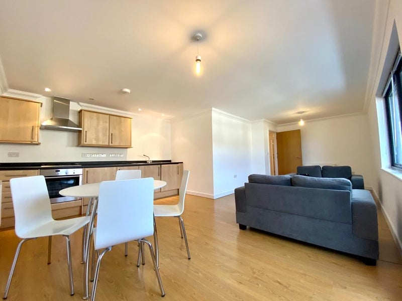 Lovely 1 bed flat with balcony Main Photo