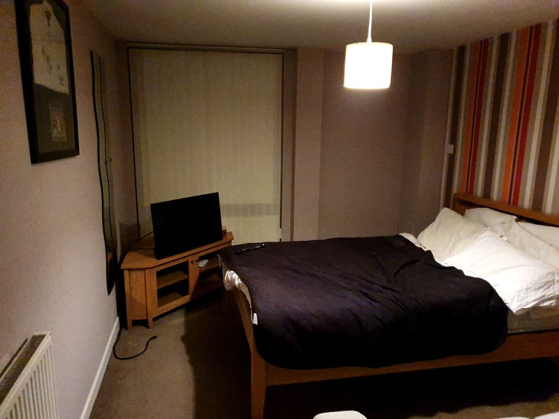Large Double Bedroom, Paisley, Near Airport Main Photo