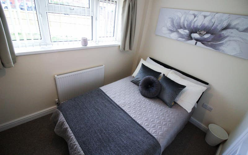 5 Rooms in Brand New Refurb in Carcroft!  Main Photo