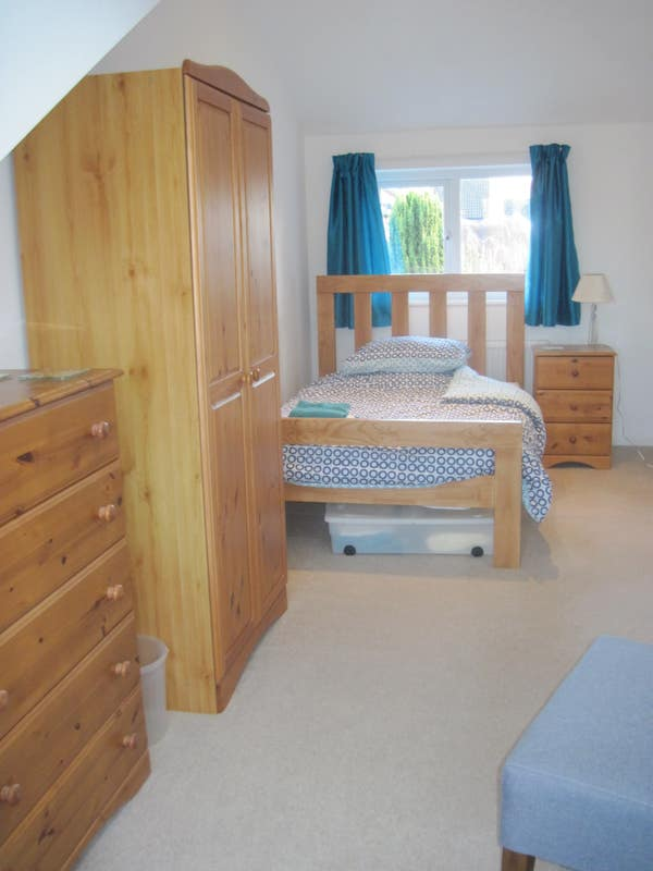 Large  double room for single occupancy. Main Photo