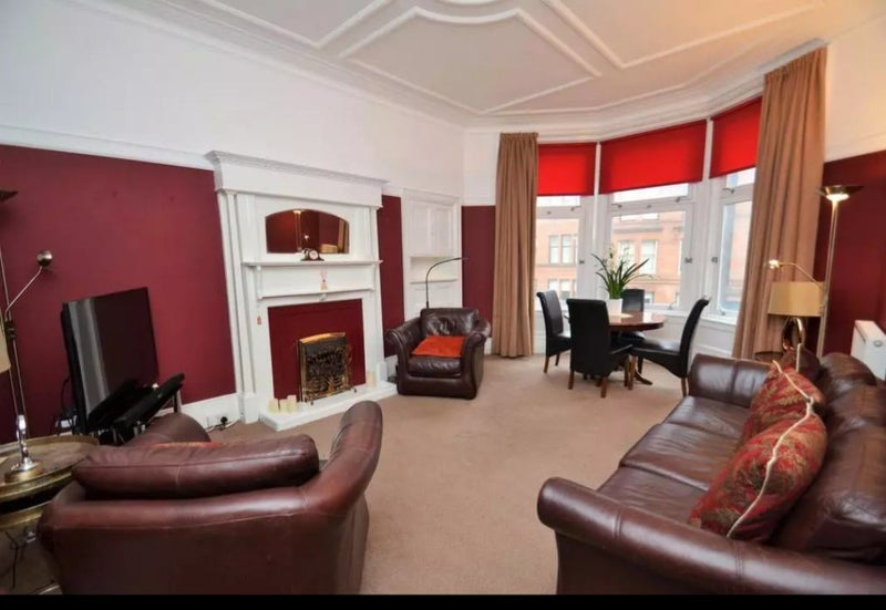 Beautiful Westend Flat with 2 bedrooms Main Photo