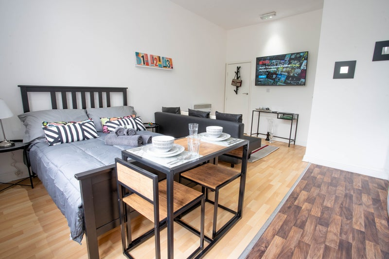 Brand New City Centre Flat - Available March Main Photo