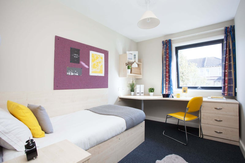 Waterside Court Room - Student Accommodation Main Photo