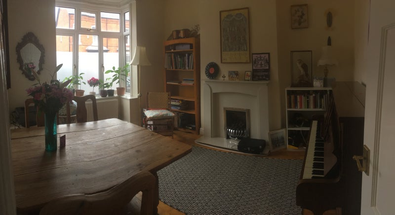 Room available in lovely house in Kings Heath Main Photo
