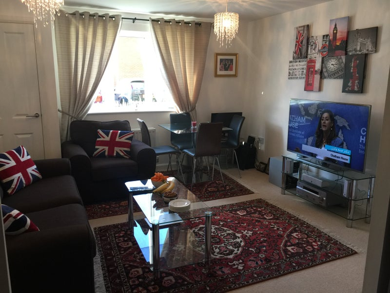 1 Bed flat in Reading Main Photo