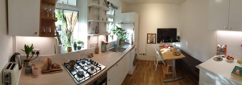 Double Bedrooms - Kentish Town Apartment Main Photo