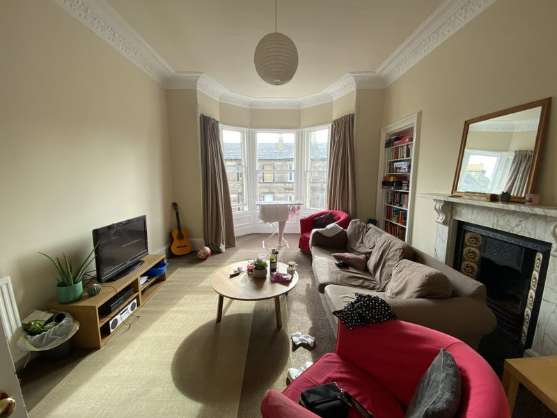 Double rooms available in large Stockbridge flat  Main Photo
