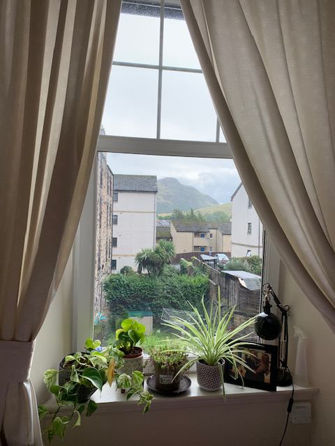 Lovely, light room in 2-bedroom flat, Abbeyhill Main Photo