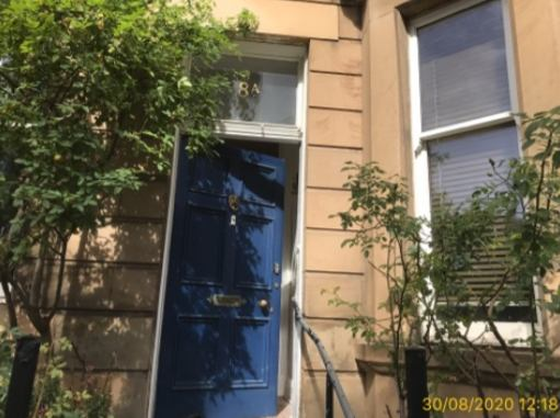 Lovely 3 bedroom flat on Fountainhall Road Main Photo