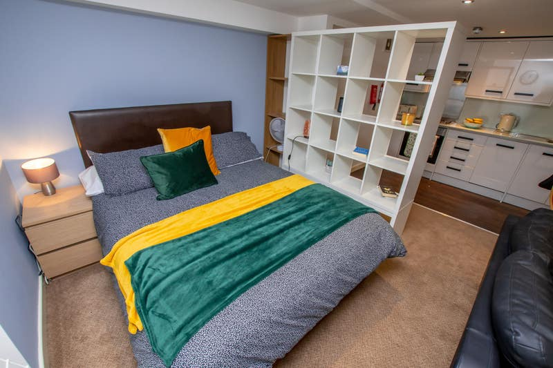 Student Studio for couples- 10 mins to Uni Campus Main Photo
