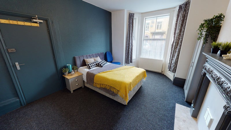 Double Rooms Available, De Grey Street, HU5 Main Photo