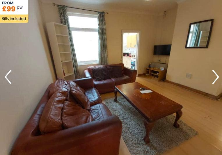 Room available in comfortable 4 bed student house Main Photo