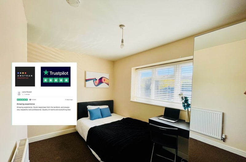 Fabulous Ensuite Room! |Offstreet Parking  Main Photo