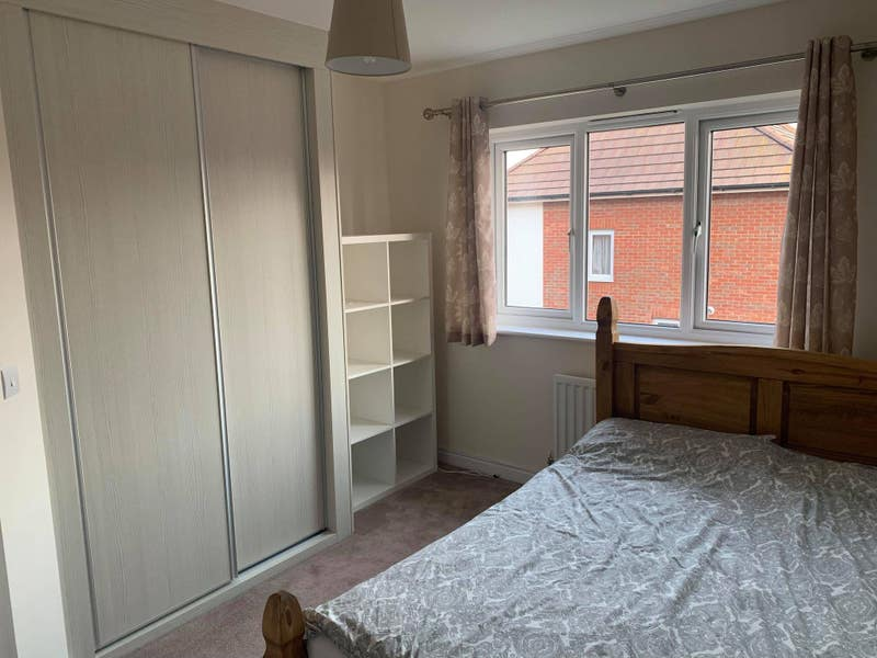 Double room in detached new build house near HPC  Main Photo